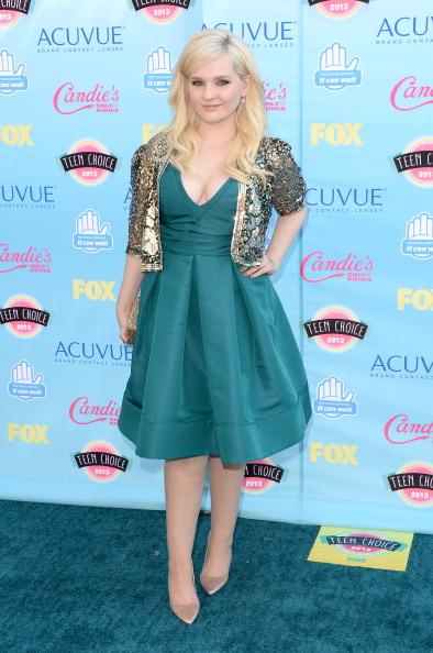 アビゲイル ブレスリン「Teen Choice Awards 2013 - Arrivals」:写真・画像(6)[壁紙.com]