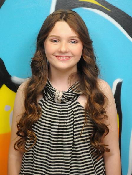 "Abigail Breslin「Abigail Breslin Visits fuse TV's ""Let It Rock""」:写真・画像(18)[壁紙.com]"