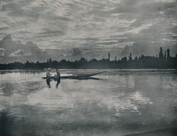 Space and Astronomy「Sunset On The Dal Lake」:写真・画像(16)[壁紙.com]
