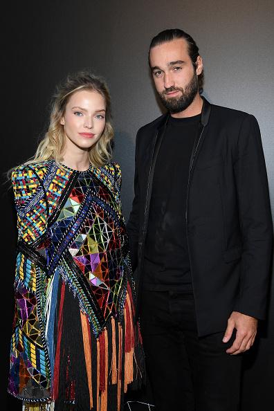 Multi Colored「Balmain Homme : Outside Arrivals - Paris Fashion Week - Menswear Spring/Summer 2020」:写真・画像(9)[壁紙.com]