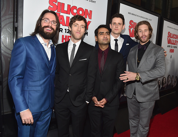"Silicon Valley「Premiere Of HBO's ""Silicon Valley"" 2nd Season - Red Carpet」:写真・画像(8)[壁紙.com]"