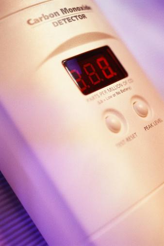 Smoke Detector「Digital carbon monoxide detector」:スマホ壁紙(13)