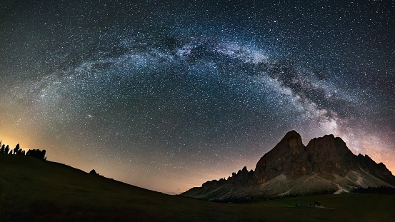 Dolomites「Our Galaxy - The Milky Way」:スマホ壁紙(16)