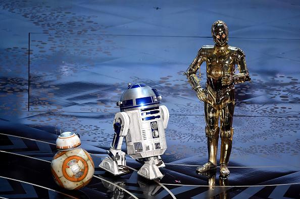 Star Wars Series「88th Annual Academy Awards - Show」:写真・画像(4)[壁紙.com]