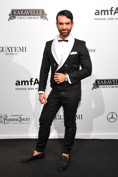 Gabriel Cappelletti「2018 amfAR Gala Sao Paulo - Arrivals」:写真・画像(11)[壁紙.com]