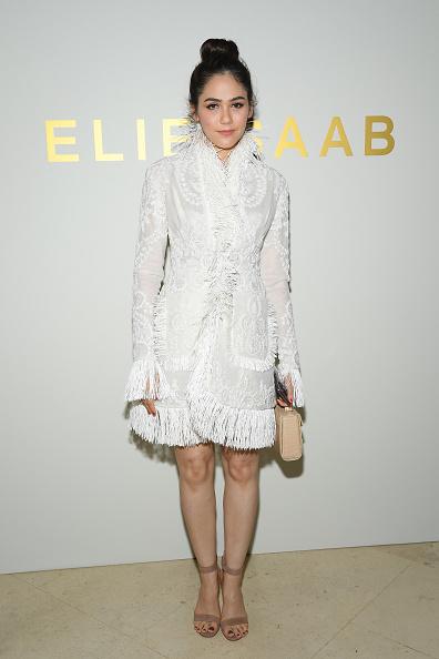 Elie Saab - Designer Label「Elie Saab : Front Row - Paris Fashion Week - Haute Couture Fall Winter 2018/2019」:写真・画像(17)[壁紙.com]
