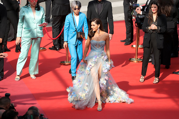 "72nd International Cannes Film Festival「""Les Miserables"" Red Carpet - The 72nd Annual Cannes Film Festival」:写真・画像(11)[壁紙.com]"