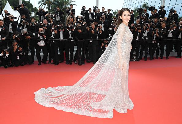 "71st International Cannes Film Festival「""Sorry Angel (Plaire, Aimer Et Courir Vite)"" Red Carpet Arrivals - The 71st Annual Cannes Film Festival」:写真・画像(18)[壁紙.com]"