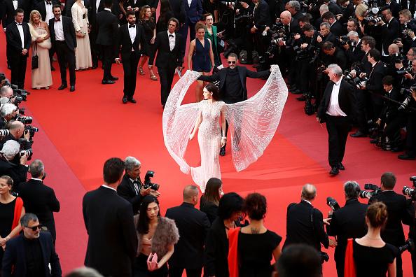 """Tristan Fewings「""""Sorry Angel (Plaire, Aimer Et Courir Vite)"""" Red Carpet Arrivals - The 71st Annual Cannes Film Festival」:写真・画像(8)[壁紙.com]"""