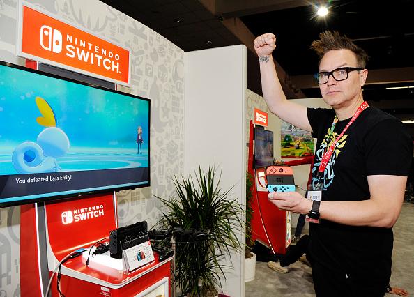 Pokémon Shield「Nintendo Demos New Titles For Nintendo Switch For Celebrities At 2019 E3 Gaming Convention」:写真・画像(3)[壁紙.com]