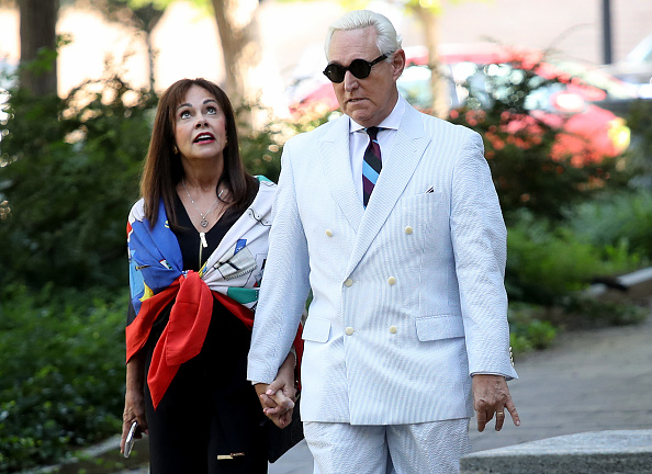 Win McNamee「Motion Hearing For Trump Associate Roger Stone In U.S. District Court In D.C.」:写真・画像(7)[壁紙.com]
