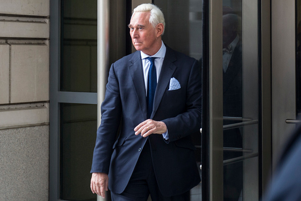 Advice「Roger Stone Arraigned On Charges Of Obstruction And Witness Tampering In Russia Investigation」:写真・画像(5)[壁紙.com]