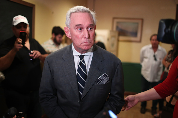 Adult「Roger Stone Addresses Women's Republican Club Of Miami」:写真・画像(0)[壁紙.com]