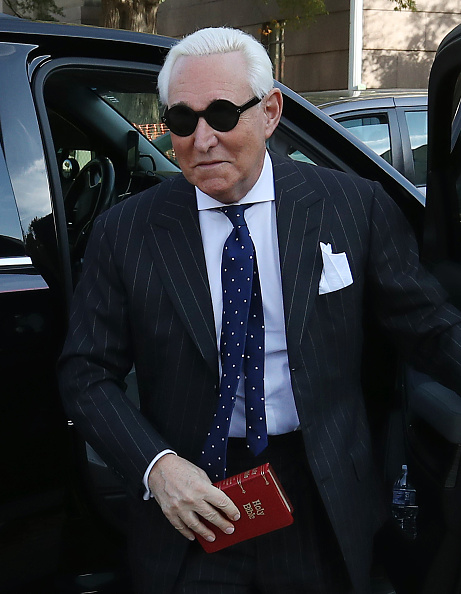 Bible「Jury Deliberates In Roger Stone Obstruction Trial」:写真・画像(15)[壁紙.com]