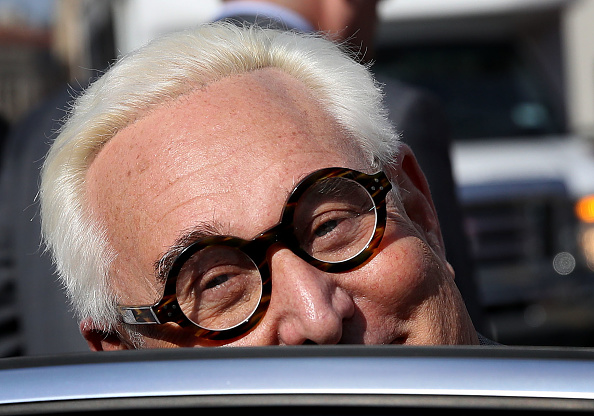 Win McNamee「Roger Stone Appears Back In Court For Status Conference」:写真・画像(2)[壁紙.com]