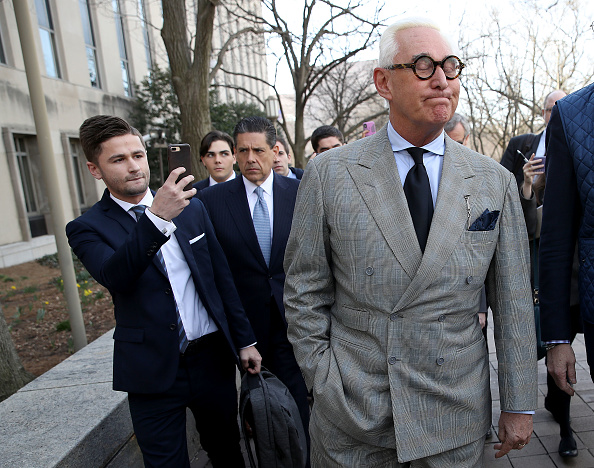 Win McNamee「Roger Stone Appears Back In Court For Status Conference」:写真・画像(19)[壁紙.com]