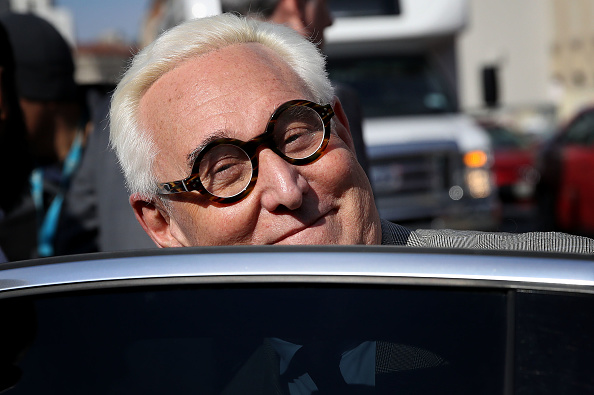 Win McNamee「Roger Stone Appears Back In Court For Status Conference」:写真・画像(17)[壁紙.com]