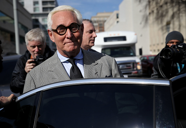 Advice「Roger Stone Appears Back In Court For Status Conference」:写真・画像(3)[壁紙.com]