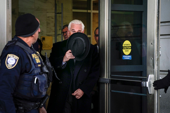 Advice「Trump Confidant Roger Stone Sentenced In Obstruction And Witness Tampering Case」:写真・画像(2)[壁紙.com]