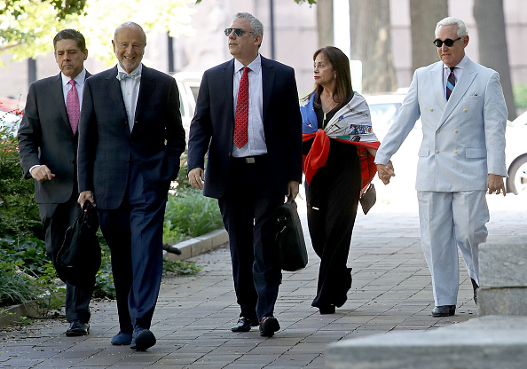 Win McNamee「Motion Hearing For Trump Associate Roger Stone In U.S. District Court In D.C.」:写真・画像(8)[壁紙.com]