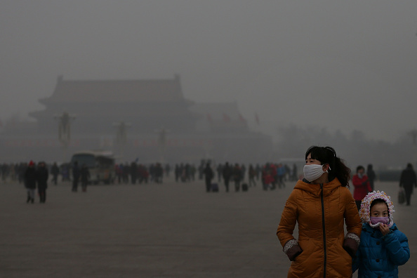 Pollution「Air Pollution In Beijing」:写真・画像(15)[壁紙.com]