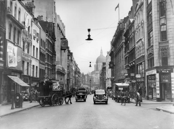 Bus「Fleet Street」:写真・画像(8)[壁紙.com]