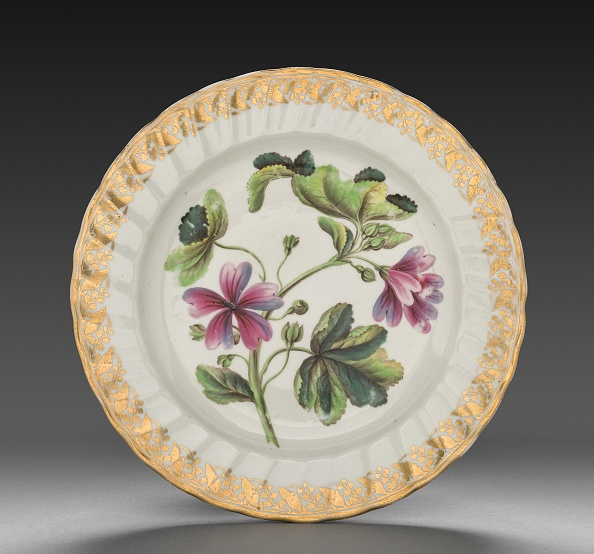 Crockery「Plate From Dessert Service: Marsh Mallow」:写真・画像(16)[壁紙.com]