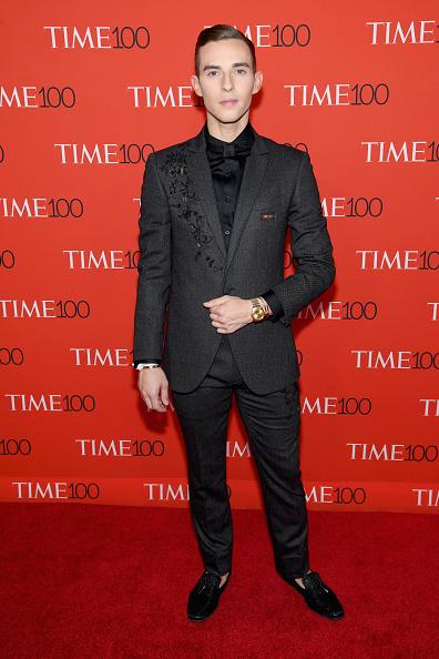 アダム・リッポン「2018 Time 100 Gala - Red Carpet」:写真・画像(18)[壁紙.com]