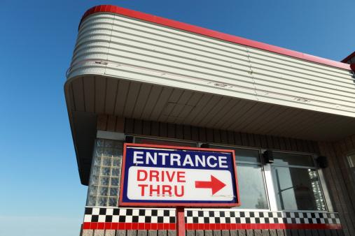 Fast Food Restaurant「Drive thru architectuure」:スマホ壁紙(13)