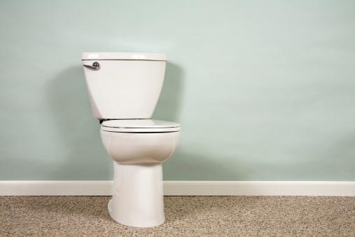 Toilet「Toilet with copyspace」:スマホ壁紙(4)