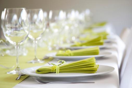 Place Setting「dinner table」:スマホ壁紙(10)