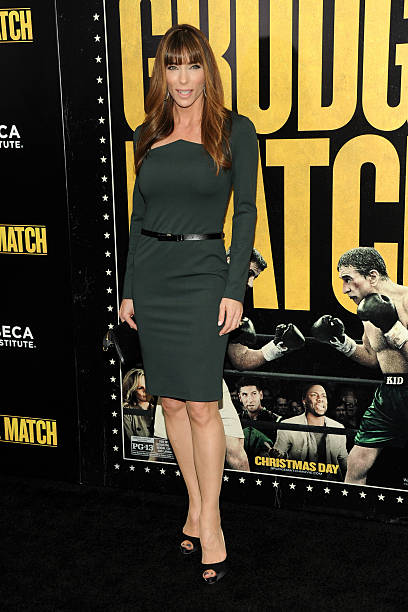 """Grudge Match"" Screening Benefiting The Tribeca Film Insititute - Outside Arrivals:ニュース(壁紙.com)"