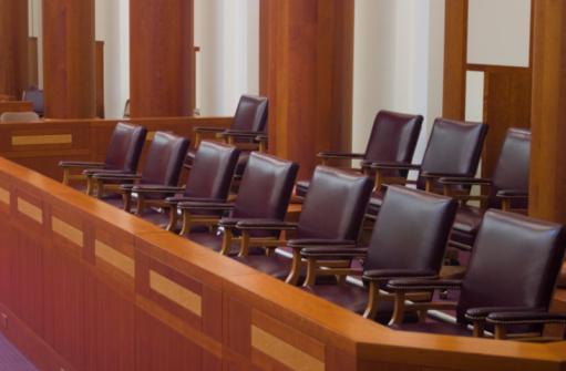 Courtroom「We the Jury」:スマホ壁紙(13)