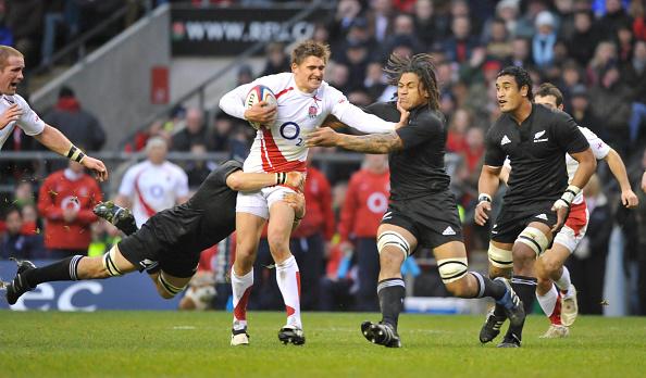 David Ashdown「England v New Zealand Rugby Union at Twickenham 2008」:写真・画像(10)[壁紙.com]