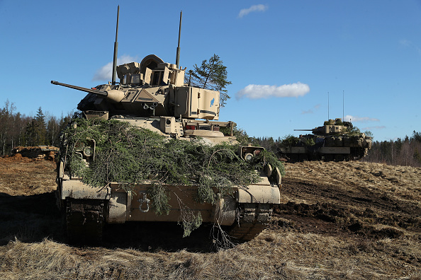 Russian Military「US Troops Participate In Estonia Exercises」:写真・画像(14)[壁紙.com]
