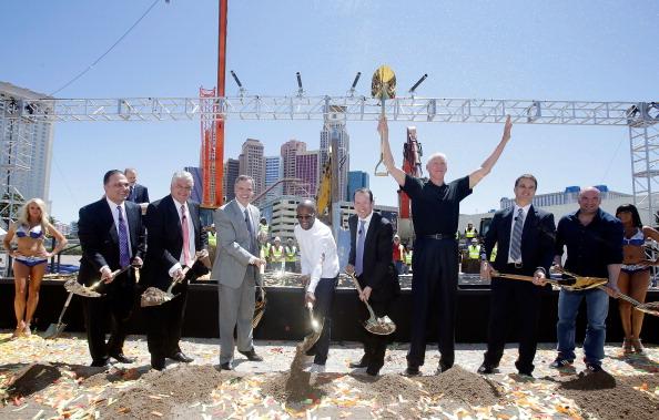 WBC「MGM Resorts And AEG Break Ground On New Las Vegas Arena」:写真・画像(5)[壁紙.com]