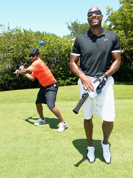 アロンゾ モーニング「Irie Foundation 12th Annual Celebrity Golf Tournament」:写真・画像(18)[壁紙.com]