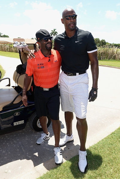 アロンゾ モーニング「Irie Foundation 12th Annual Celebrity Golf Tournament」:写真・画像(12)[壁紙.com]