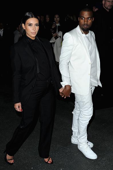 Canvas Shoe「Givenchy - Arrivals - PFW F/W 2013」:写真・画像(1)[壁紙.com]