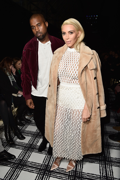 Womenswear「Balenciaga : Front Row - Paris Fashion Week Womenswear Fall/Winter 2015/2016」:写真・画像(16)[壁紙.com]