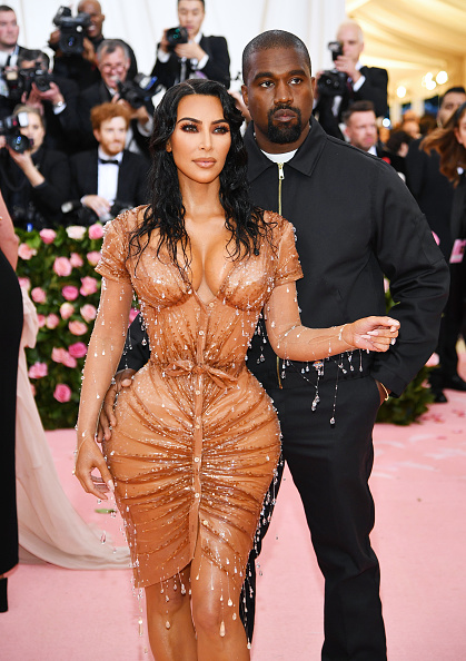 Kim Kardashian「The 2019 Met Gala Celebrating Camp: Notes on Fashion - Arrivals」:写真・画像(8)[壁紙.com]