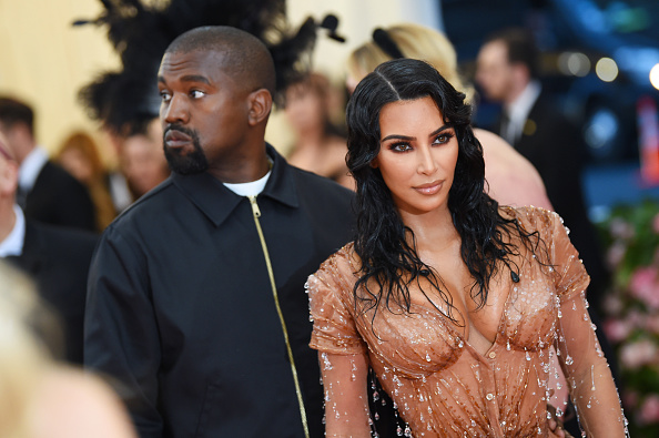 Kim Kardashian「The 2019 Met Gala Celebrating Camp: Notes on Fashion - Arrivals」:写真・画像(0)[壁紙.com]
