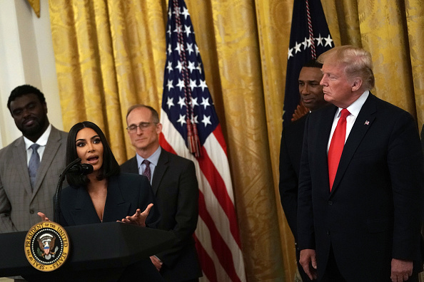 Politics「President Donald Trump Delivers Remarks On Second Chance Hiring Initiative」:写真・画像(5)[壁紙.com]