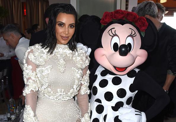 ミニーマウス「Minnie Mouse at Fashion LA Awards」:写真・画像(1)[壁紙.com]