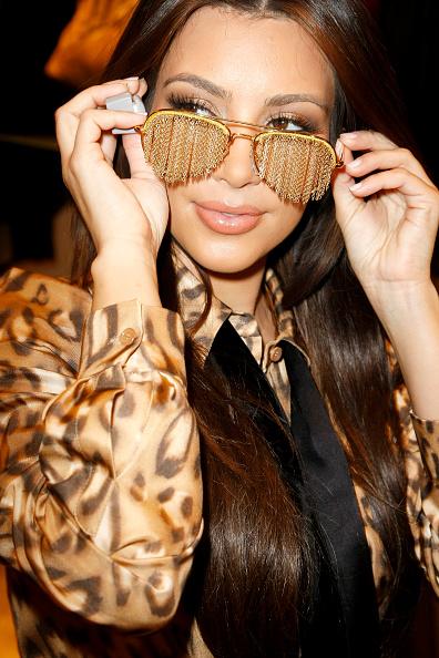 Sunglasses「Kim Kardashian Visits Munich」:写真・画像(17)[壁紙.com]
