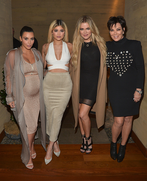 Launch Event「Kardashian/Jenner App Launch Preview At Nobu Malibu, CA」:写真・画像(17)[壁紙.com]