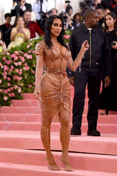 Kim Kardashian「The 2019 Met Gala Celebrating Camp: Notes on Fashion - Arrivals」:写真・画像(19)[壁紙.com]