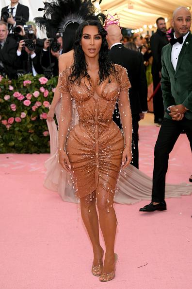 Kim Kardashian「The 2019 Met Gala Celebrating Camp: Notes on Fashion - Arrivals」:写真・画像(11)[壁紙.com]