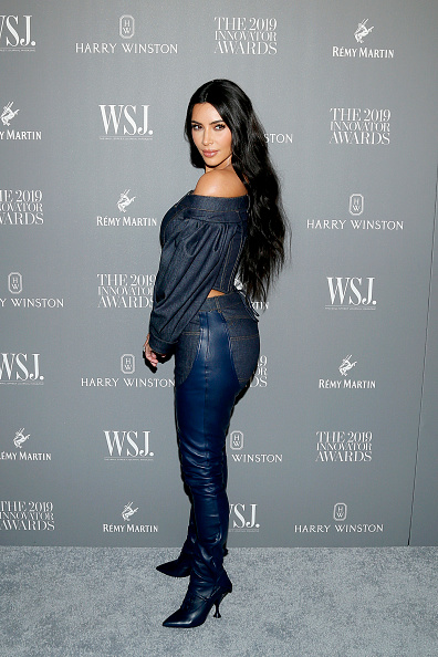 Kim Kardashian「WSJ. Magazine 2019 Innovator Awards Sponsored By Harry Winston And Rémy Martin - Arrivals」:写真・画像(15)[壁紙.com]