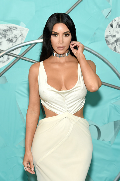 Kim Kardashian「Tiffany & Co. Celebrates 2018 Tiffany Blue Book Collection, THE FOUR SEASONS OF TIFFANY - Inside」:写真・画像(5)[壁紙.com]